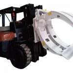 Forklift Fixes 360 Rotation Single Brako Paper Roll Clamps