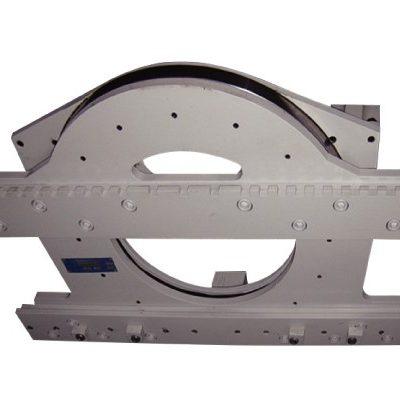 Fabrikistoj Forklift Rotator Fork / Malsama Tipo kaj Grando Rotator