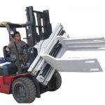 Klaso 3 Forklift Adjuntoj Kotono Balo Krampo Kun 575-2150 mm