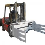 2.2ton Bale Clamp por La 3ton Forklift