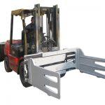 Forka Kamioneto Rotacianta Krampojn Kun Forklift