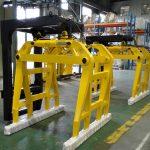 Altkvalita Forklift Betona Sonorila Bloko-Krampoj Por Vendo