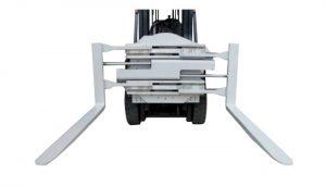 Forko-Clamp de Forkliftaj Partoj