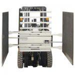 Forklift-alligaj paperaj rulaj krampaj fabrikantoj