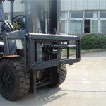 3 Tuna Forklift-Flanko-Flanka Ŝaltilo por Vendo