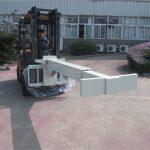 Hidraŭlika Forklift-Aldonaĵoj Vitra Tenilo