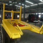 Hidraŭlika Forklift-Rubo Tipper