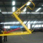 Bin Tipper Forklift Adjuntoj