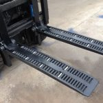 Vendo ĉe forketo-rado de tipo WF2A1100