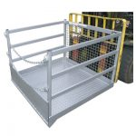 WP-GC18 Forklift bona kaĝo kunligas